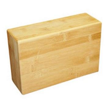Bamboo Yoga Blocks