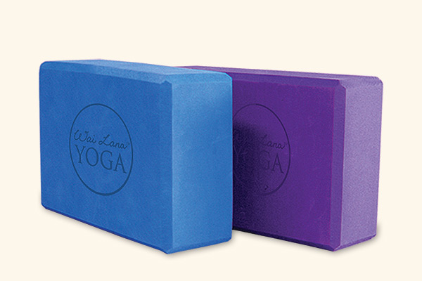 "4"" Foam Yoga Blocks"