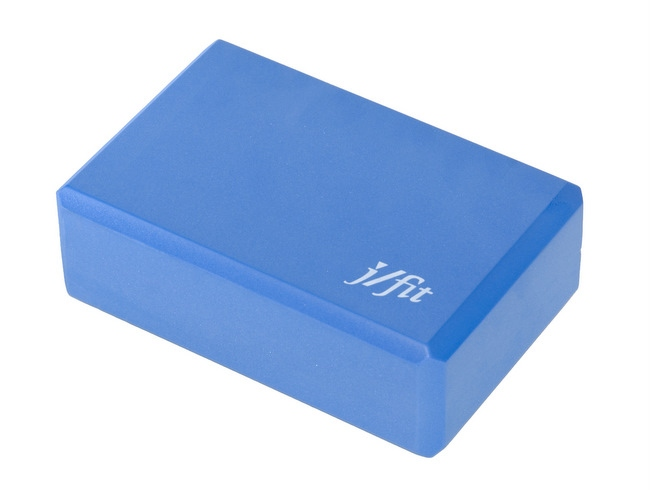 J Fit Yoga Block in Blue