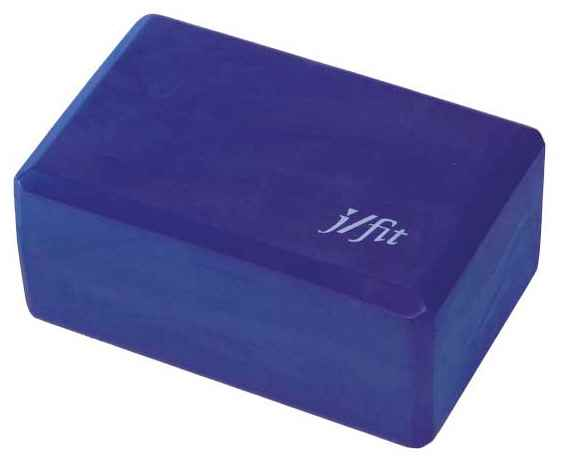 4 in. Yoga Block in Purple