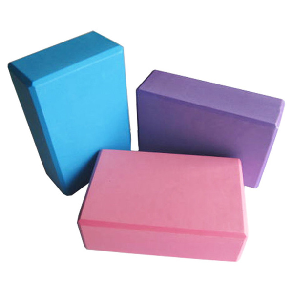 Foam 2-piece Yoga Block Set