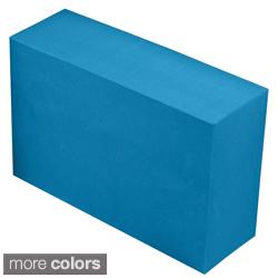Foam yoga blocks wood yoga blocks yoga blocks for Foam block floor
